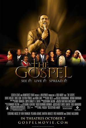 The Gospel - Movie Poster (thumbnail)