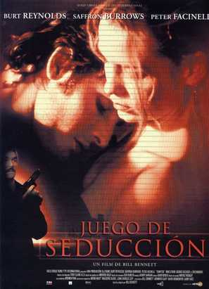 Tempted - Spanish Movie Poster (thumbnail)