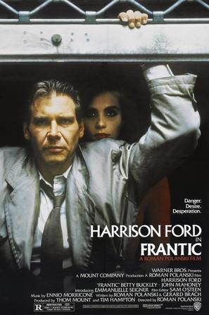 Frantic - Movie Poster (thumbnail)