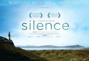 Silence - Irish Movie Poster (thumbnail)