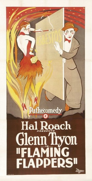 Flaming Flappers - Movie Poster (thumbnail)