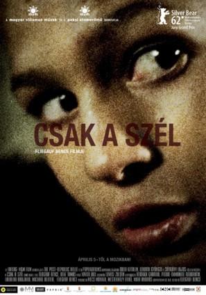 Csak a szél - Hungarian Movie Poster (thumbnail)