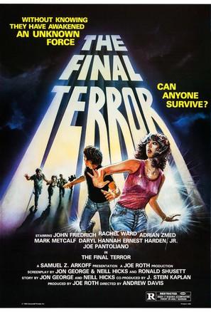 The Final Terror - Movie Poster (thumbnail)