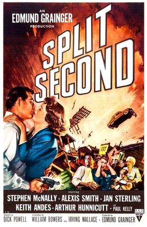 Split Second - Movie Poster (thumbnail)