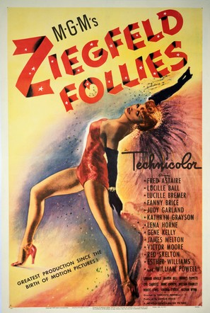 Ziegfeld Follies - Movie Poster (thumbnail)