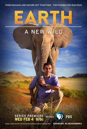 """EARTH a New Wild"" - Movie Poster (thumbnail)"