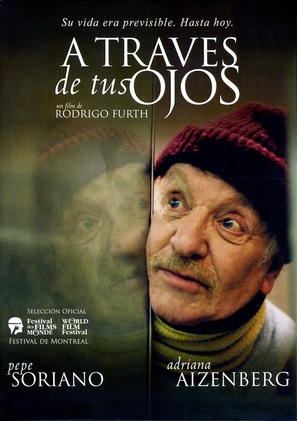 A travès de tus ojos - Argentinian poster (thumbnail)
