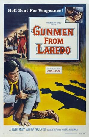 Gunmen from Laredo - Movie Poster (thumbnail)