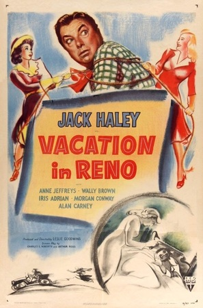 Vacation in Reno - Movie Poster (thumbnail)