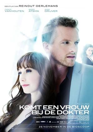 Komt een vrouw bij de dokter - Dutch Movie Poster (thumbnail)