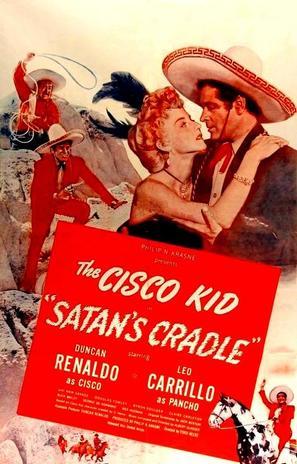 Satan's Cradle - Movie Poster (thumbnail)