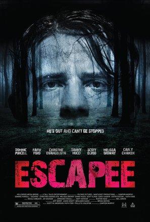 Escapee - Movie Poster (thumbnail)