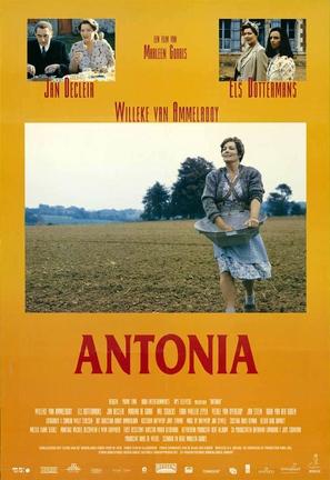 Antonia - Dutch Movie Poster (thumbnail)