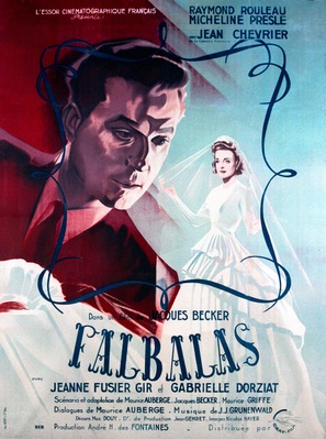 Falbalas - French Movie Poster (thumbnail)