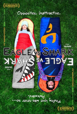 Eagle vs Shark - Movie Poster (thumbnail)