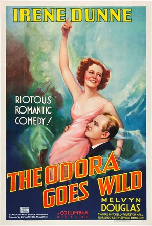 Theodora Goes Wild - Movie Poster (thumbnail)