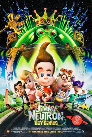 Jimmy Neutron: Boy Genius - Movie Poster (thumbnail)