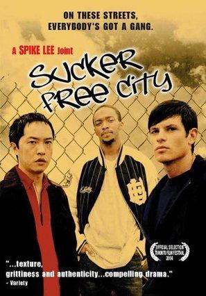 Sucker Free City - DVD movie cover (thumbnail)