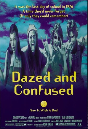 Dazed And Confused - Movie Poster (thumbnail)