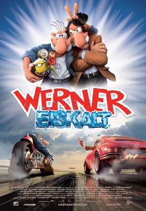 Werner - Eiskalt! - Swiss Movie Poster (thumbnail)
