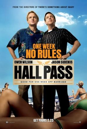 Hall Pass - Movie Poster (thumbnail)