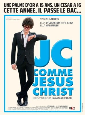 JC comme Jésus-Christ