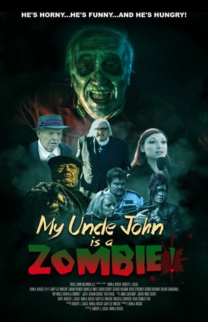 My Uncle John Is a Zombie! - Movie Poster (thumbnail)