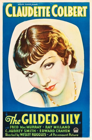 The Gilded Lily - Movie Poster (thumbnail)
