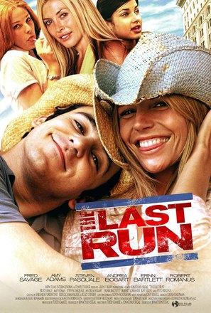 The Last Run - Movie Poster (thumbnail)