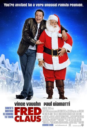 Fred Claus - Movie Poster (thumbnail)