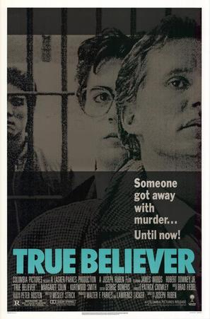 True Believer - Movie Poster (thumbnail)