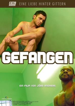 Gefangen - German Movie Poster (thumbnail)