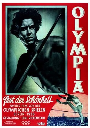 Olympia 2. Teil - Fest der Schönheit - German Movie Poster (thumbnail)