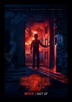 """Stranger Things"" - Movie Poster (thumbnail)"