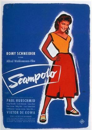 Scampolo - German Movie Poster (thumbnail)
