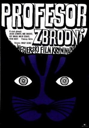 Érik a fény - Polish Movie Poster (thumbnail)