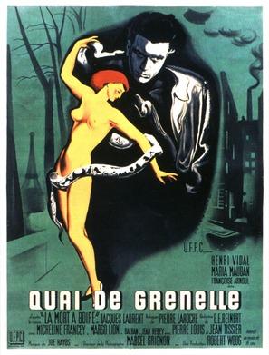 Quai de Grenelle - French Movie Poster (thumbnail)