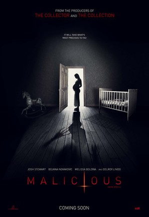 Malicious - Movie Poster (thumbnail)