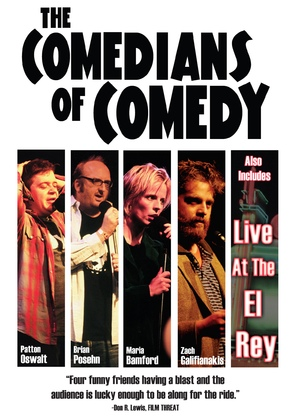 The Comedians of Comedy - Movie Poster (thumbnail)