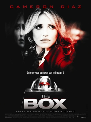 The Box - French Movie Poster (thumbnail)