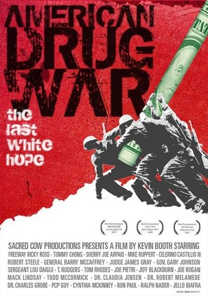 American Drug War: The Last White Hope - poster (thumbnail)