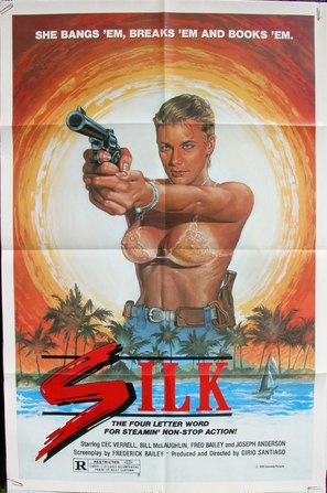 Silk - Movie Poster (thumbnail)