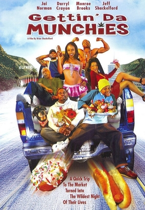 Gettin' Da Munchies - Movie Poster (thumbnail)