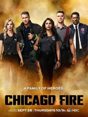 """Chicago Fire"" - Movie Poster (thumbnail)"
