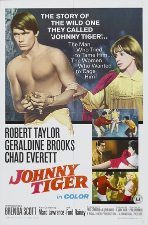 Johnny Tiger - Movie Poster (thumbnail)