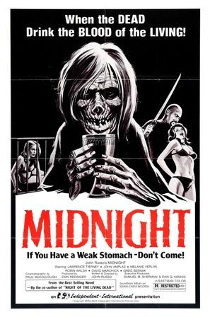Midnight - Movie Poster (thumbnail)