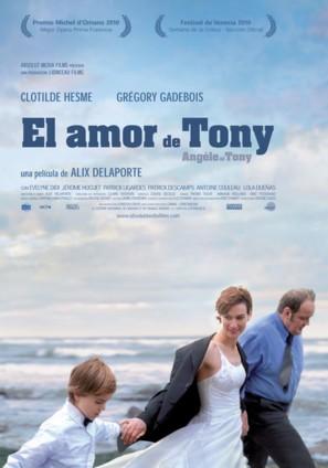 Angèle et Tony - Spanish Movie Poster (thumbnail)