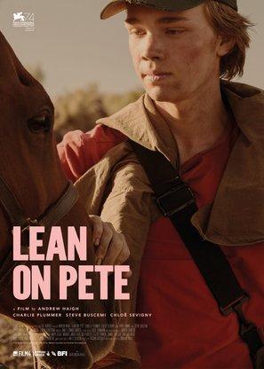Lean on Pete - British Movie Poster (thumbnail)