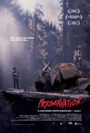 Preservation - Movie Poster (thumbnail)