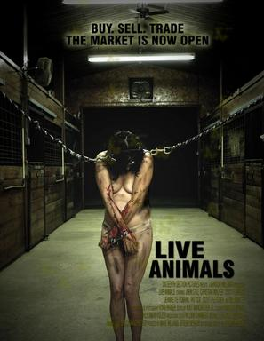 Live Animals - Movie Cover (thumbnail)